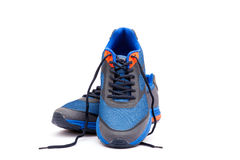 Unbranded  running shoe Royalty Free Stock Images