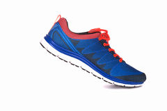 Unbranded running shoes Stock Photography