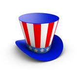 Unce Sam's hat Royalty Free Stock Photos
