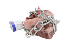 Unchain my heart Stock Photo