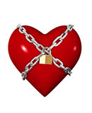 Unchain My Heart Royalty Free Stock Photo