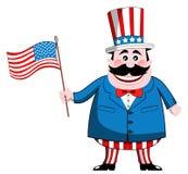 Uncle Sam Stockfoto