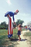 Uncle Sam Arkivbild