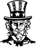 Uncle Sam 2 Royalty Free Stock Image