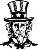 Uncle Sam 2 Royalty Free Stock Image