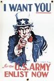 Uncle Sam Stockbilder