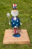 Uncle Sam Stockbild