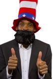 Uncle Sam Royalty Free Stock Photo
