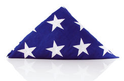 Uncle Stan's Flag Stock Image