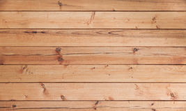 Uncolored new wooden wall Stock Images