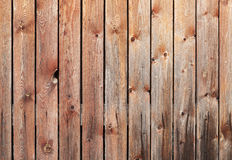 Uncolored old wooden wall. Background texture Royalty Free Stock Images