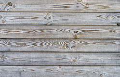 Uncolored wooden boards background Royalty Free Stock Photography