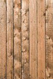 Uncolored wooden lining boards Royalty Free Stock Images