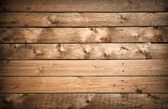 Uncolored wooden lining boards Royalty Free Stock Photography