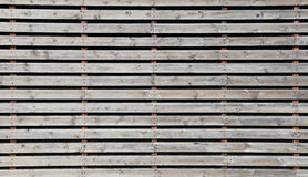 Uncolored wooden wall texture Royalty Free Stock Photo