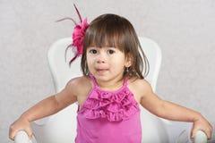 Uncomfortable Child Stock Photography