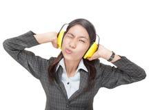 Free Uncommunicative Ironic Asian Businesswoman Stock Photos - 13970843
