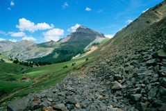 Uncompahgre View Royalty Free Stock Photography