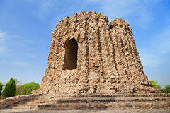 Uncompleted Alai Minar Royalty Free Stock Photo