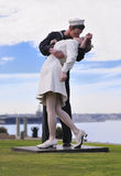 Unconditional Surrender royalty free stock image