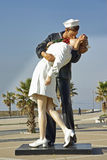Unconditional Surrender Royalty Free Stock Images