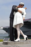 Unconditional Surrender. Royalty Free Stock Images