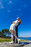 Unconditional Surrender Royalty Free Stock Photos