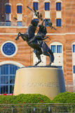 UNCONQUERED staty för FSU Royaltyfri Bild