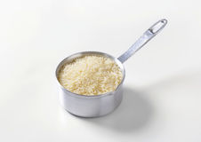 Uncooked Jasmine rice Royalty Free Stock Images