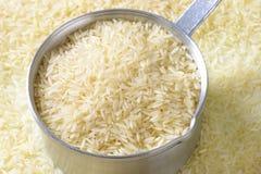Uncooked Jasmine rice Royalty Free Stock Photos
