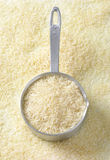 Uncooked Jasmine rice Royalty Free Stock Photo