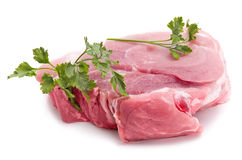 Uncooked meat Royalty Free Stock Images
