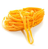 Uncooked  pasta. Royalty Free Stock Photos