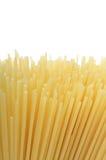 Uncooked pasta spaghetti macaroni Royalty Free Stock Image