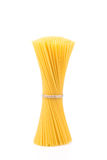 Uncooked pastaspagettimacaroni Royaltyfria Foton