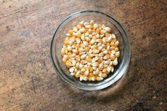 Uncooked Popcorn Royalty Free Stock Image