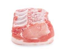 Uncooked pork Stock Image