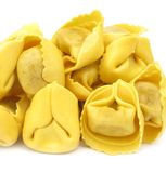 Uncooked ravioli Royalty Free Stock Photos