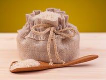 uncooked rice Royaltyfri Foto