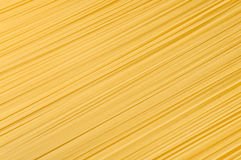 Uncooked Spaghetti Stock Images