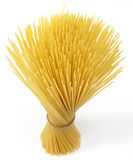 Uncooked spaghettis Stock Photo