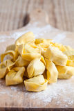 Uncooked Tortellini Royalty Free Stock Images