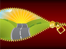 Free Uncovering The Road Of Possibilities Stock Image - 30200731