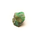Uncut emerald stone Royalty Free Stock Image