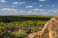 Undara Volcanic National Park, Queensland, Australia Royalty Free Stock Photo