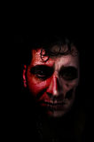 Undead Zombie Man stock photography