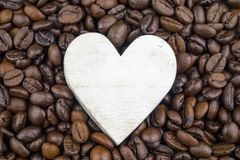 Coffee heart and circulation. Undecaffinated coffee puts a strain on the heart and circulation royalty free stock photography
