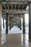 Under the Boardwalk Stock Photos