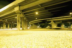 Under The Bridge 04 Royalty Free Stock Images