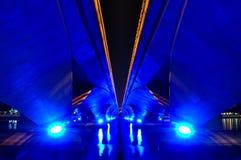 Under Bridge Royalty Free Stock Image